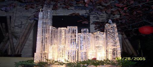Chicago Ice Chicago Ice Sculptures Inc ©